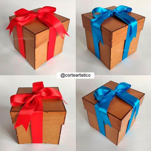 cajas personalizadas regalo arreglo detalles en madera quito