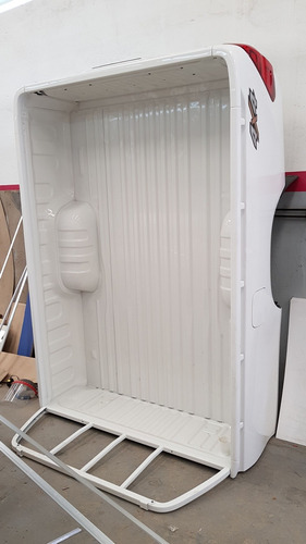 cajas pick-up hilux dx 4x4 version:2018 0km c/simple blanca