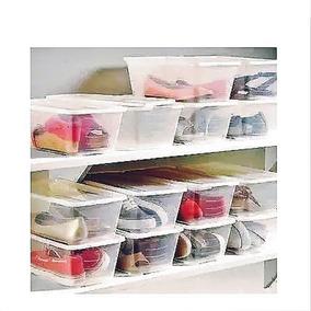 Multiusos Cajas Plásticas Para Zapatos Y Grande Talla hstQrCd
