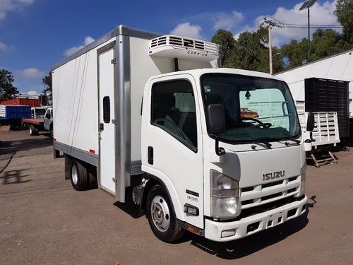 cajas refrigerada para camión isuzu de 4.20 metros de largo