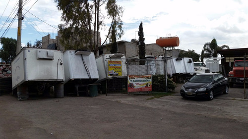 cajas refrigeradas para camionetas de 3 1/2 toneladas