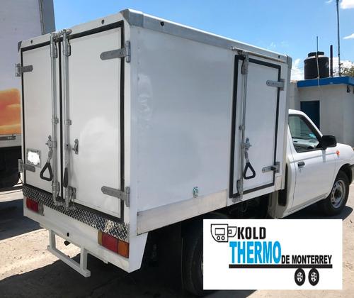 cajas refrigeradas,cajas secas y equipo de refrigeración