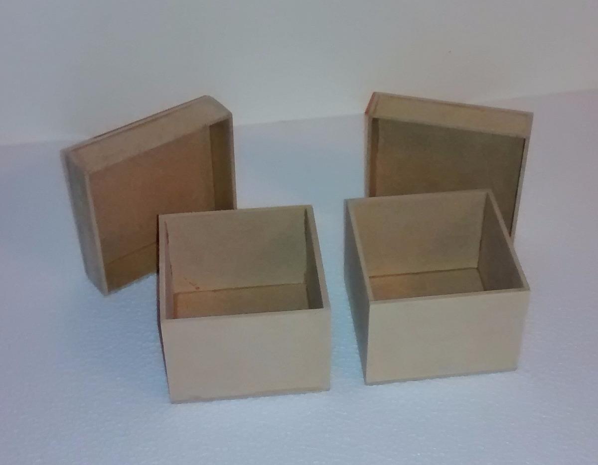 Cajas regalo mdf 3 mm 9cmx9cmx8cm x 12 unidades 65 for Regalo muebles usados