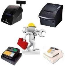 cajas registradoras, impresoras fisc, cambio memoria, soport