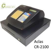 Caja Registradora Fiscal Aclas Cr2100 Tienda Física Caracas
