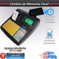 Cambio De Memorias Fiscal Caja Registradora Aclas Cr2300
