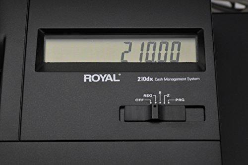Cajas Registradoras,royal 210dx Cash Register (24 Unidad