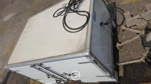 cajas seca refrigerada camioneta estacas