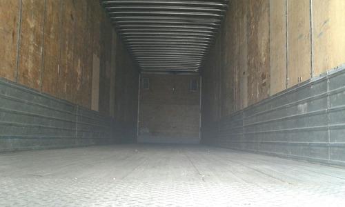 cajas secas 48 y 53 pies en renta diaria