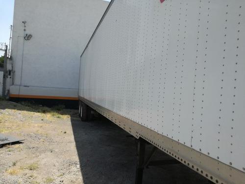 cajas secas marca martines 2004 48 pies suspensión de aire