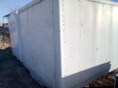 cajas secas para camion de 3.5 ton precio neto