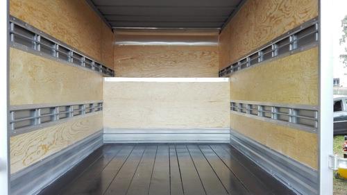 cajas secas para nissan & tres y media - grupo jeress