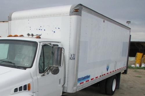 cajas secas para rabon o camioneta modelo 2008