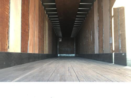 cajas secas utility 53 pies,suspensión de aire,2006