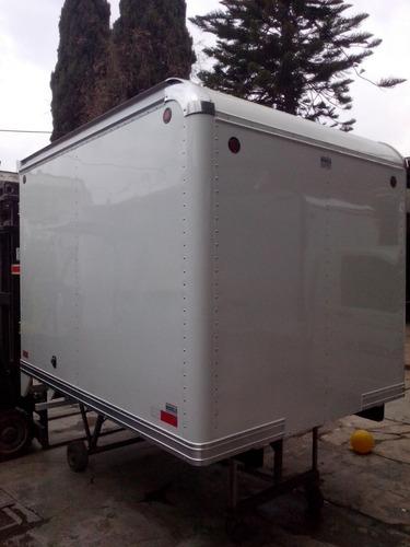 cajas secas y refrigeradas np300 mod. 2019