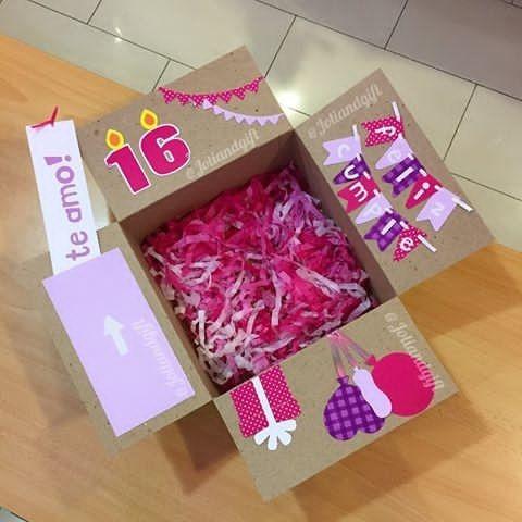 Cajas sorpresas y arreglos personalizados bs - Ideas de regalos originales para amigas ...
