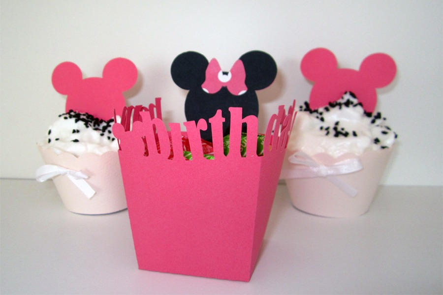 Cajas Souvenirs Cumple Disney Mickey Minnie Pluto Y Donald - $ 25 ...