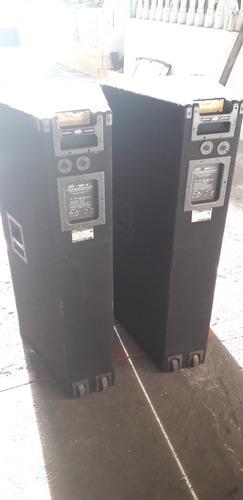cajas sp4 peavey 15 pulgadas con crossover original 3 vías