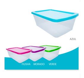 Colores 10 De Multiusos Plastico Organizador Tapa Cajas Pzs W2IeE9HYD