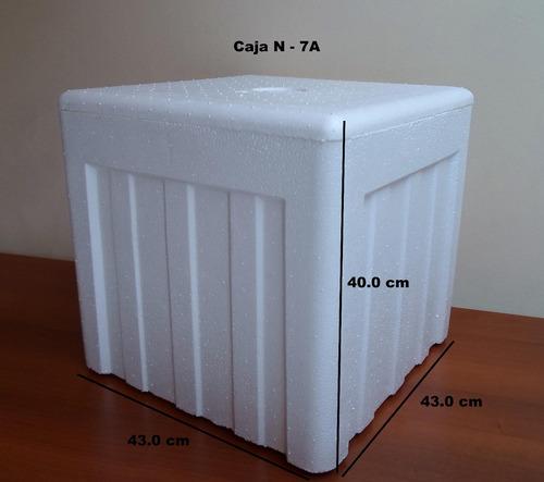 cajas termicas para productos de catering