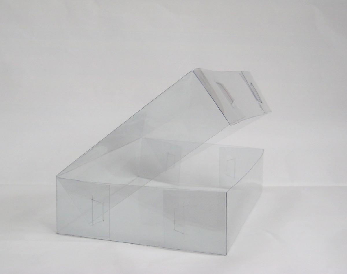 Cajas transparentes a la medida acetato pvc mica - Caja transparente plastico ...