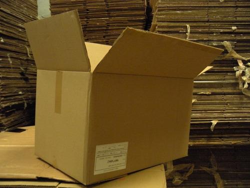 cajas usadas de cartón en todas las medidas