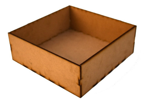 cajas y bandejas de mdf