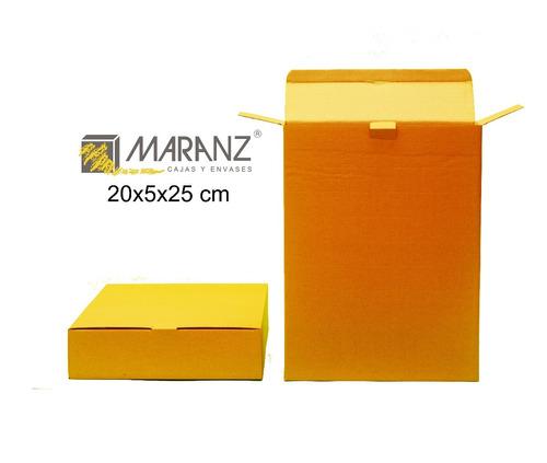 cajas y estuches de micro corrugado 20x5x25