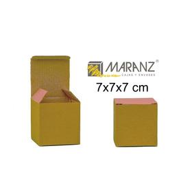 Cajas Y Estuches De Micro Corrugado 7x7x7