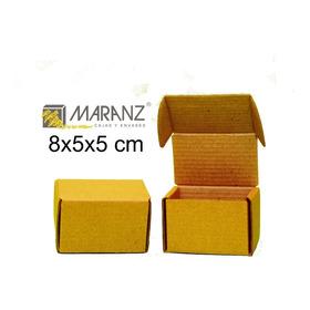 Cajas Y Estuches De Micro Corrugado 8x5x5