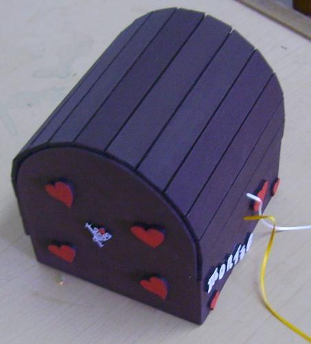 Cajas portaretratos manualidades todo en madera para - Cajas madera para manualidades ...