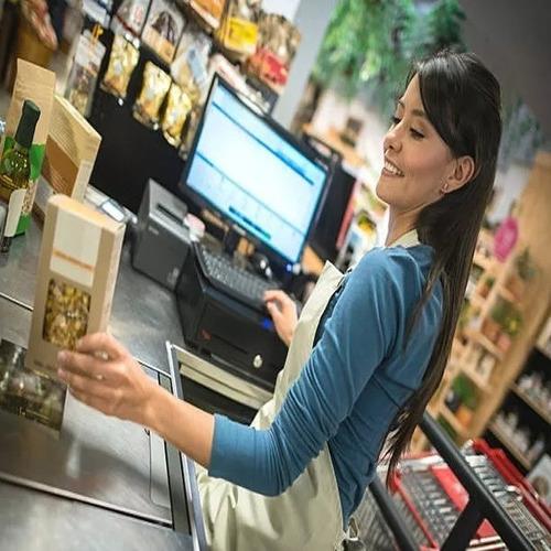 cajero caja efectivo ek-300 con llave comercio supermercado