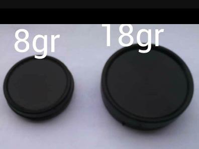 cajetas nuevas para chimo de 8gr y 18gr