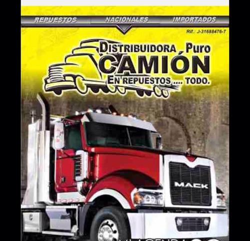 cajetín de dirección para camiones mack r600 interno
