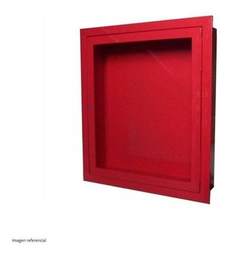 cajetin / gabinete para manguera contra incendio