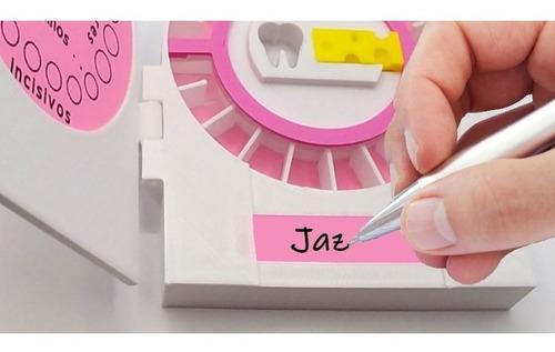 cajita dientes de leche puertita ratón pérez  - ideasz3d