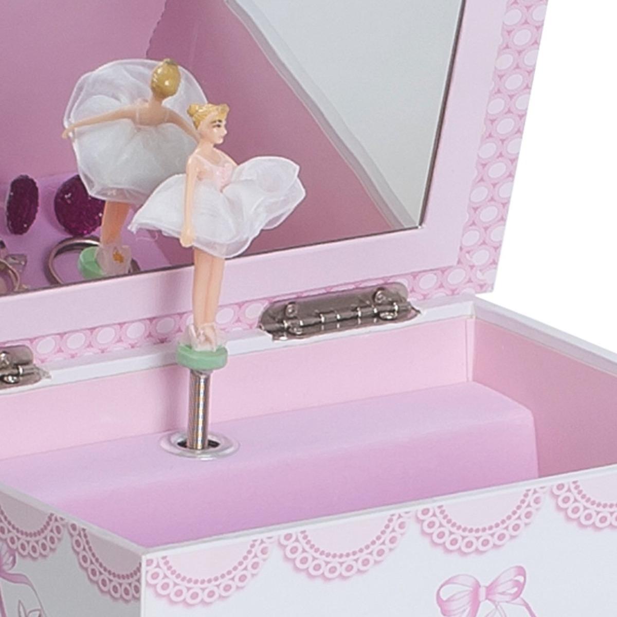 175c929b93de cajita joyero musical bailarina infantil niña organizador. Cargando zoom.