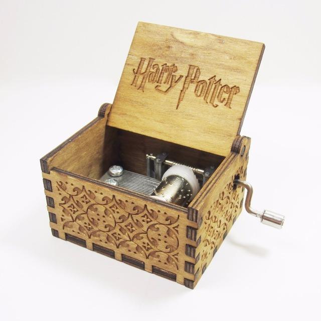 Cajita Musical Harry Potter Jrstore Tienda En Lince S