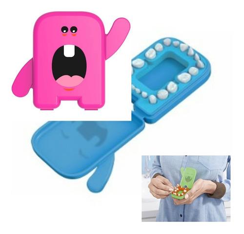 cajita para conservar dientes de leche para niños