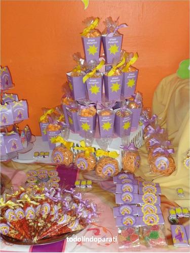 cajitas de palomitas para candy bar mesa de dulces dulcero