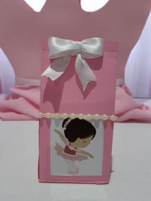 535a06226 Pantuflas Ballet - Souvenirs para Cumpleaños Infantiles Bolsitas en ...