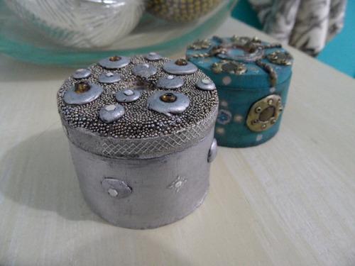 cajitas madera caja adorno decoracion accesorio bazar regalo