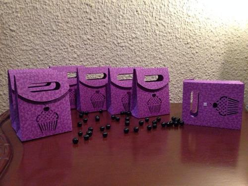 cajitas para dulces!! ideales para mesas de dulces y fiestas