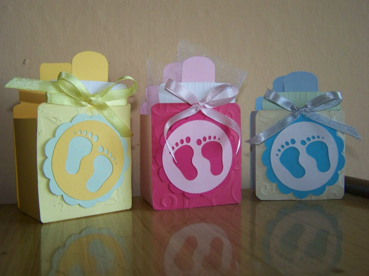 Souvenirs Para Baby Showers Para Varon ~ Cajitas souvenir baby shower en mercado libre