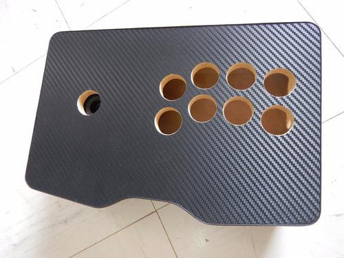 cajon 1 player para armar joystick control arcade maquinita
