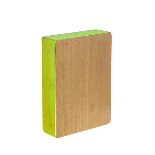 cajon acústico green slim series com captação fsa csl606