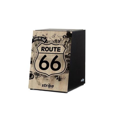 cajon acústico route 66 strike series fsa sk4010