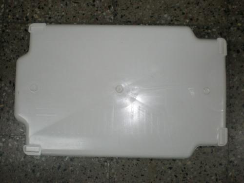 cajon - canasto plastico apilable embutible reforzado virgen