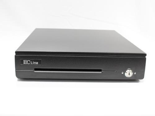 cajon de dinero ec-line ec-cd-50m acero rj11 con llave