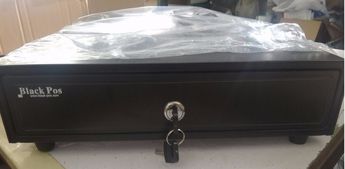 cajón de dinero metalico para punto venta conexión rj11
